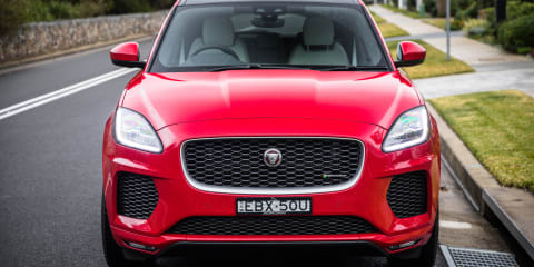 Jaguar Land Rover not considering smaller vehicles – report