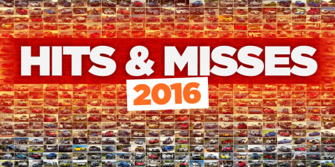 The Hits and Misses of 2016