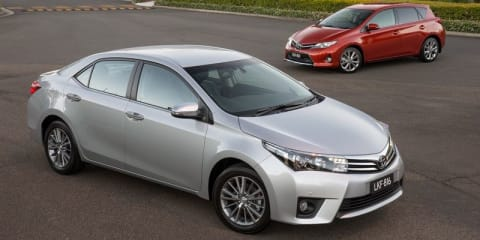 Toyota Corolla pricing defended : sedan costs more than hatch despite free-trade benefit
