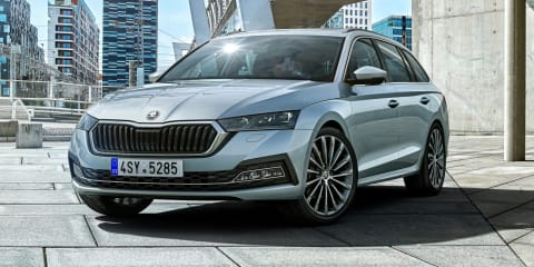 2020 Skoda Octavia revealed, Australian launch over a year away