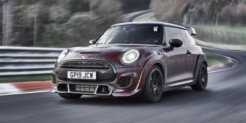 2020 Mini JCW GP to debut in LA