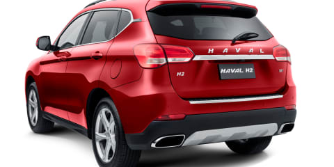 2020 Haval H2 pricing and specs
