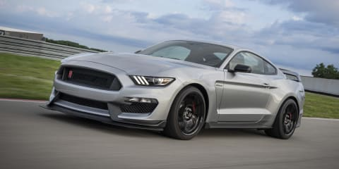 2020 Ford Mustang Shelby GT350 detailed for the US