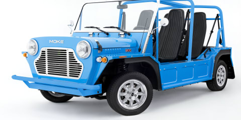 Moke makes a comeback, will be available in Australia