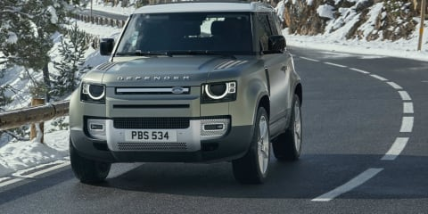 Styling face-off: 2020 Land Rover Defender 90 v 2011 DC100 concept