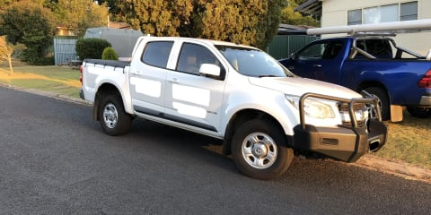 2012 Holden Colorado LX (4x4) review
