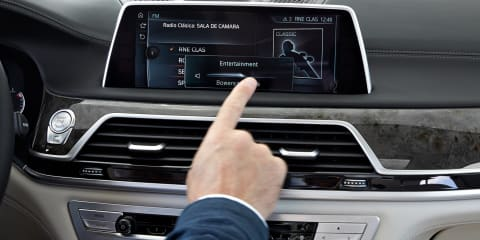 Gesture control just 'hype', says Porsche