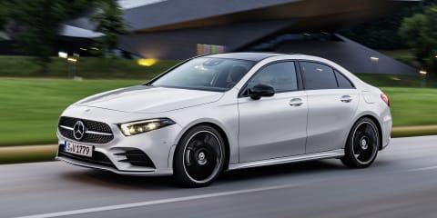 Mercedes-Benz A250: Review, Specification, Price | CarAdvice