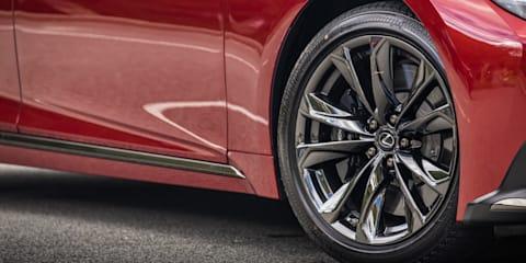 2021 Lexus LS500 F Sport review