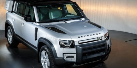 2020 Land Rover Defender 110 pricing and specs