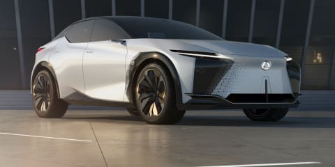 Lexus to launch plug-in hybrid later this year, first dedicated all-electric model in 2022