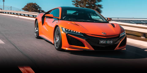 2019 Honda NSX review
