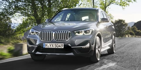 2020 BMW X1 revealed, here in Q4