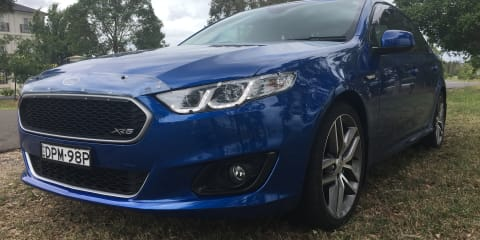 2016 Ford Falcon XR6 review Review
