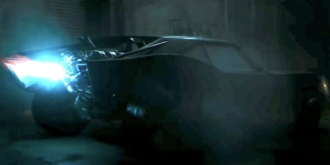 New Batmobile gets muscle car makeover