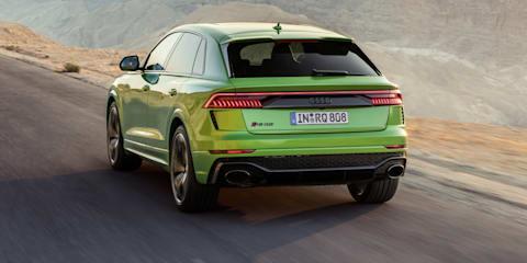 2020 Audi RSQ8 revealed