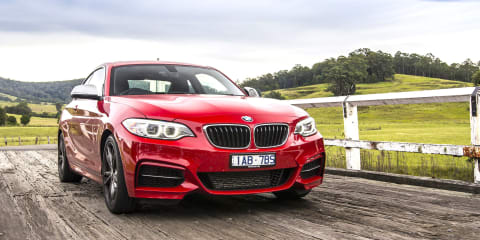 2014 BMW M235i Speed Date