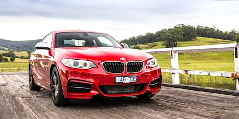 2014 BMW M235i Speed Date