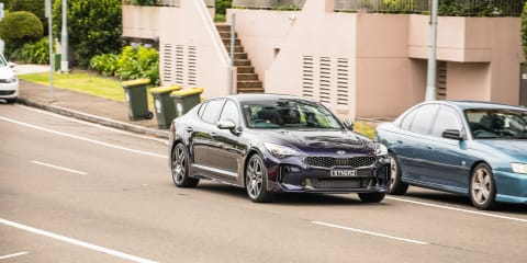 2021 Kia Stinger GT-Line review