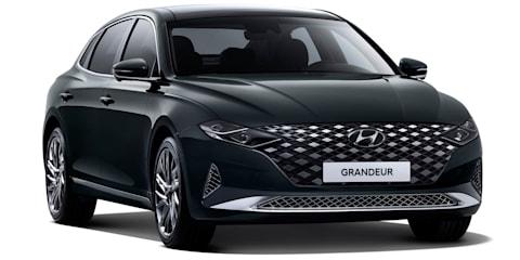 2020 Hyundai Grandeur facelift unveiled