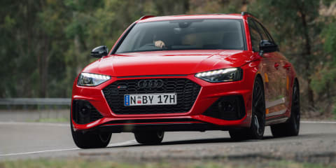 2021 Audi RS 4 Avant review