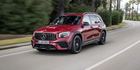 Mercedes confirms electric GLB, rules out AMG 45 version