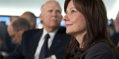 GM names Barra first female CEO