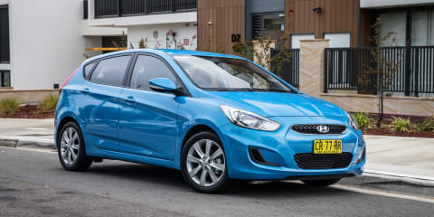Hyundai Australia lacks direct Accent light car successor