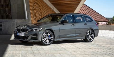 2019 BMW 3 Series Touring revealed, here late 2019
