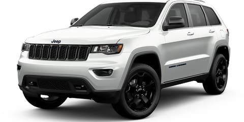 2019 Jeep Grand Cherokee Upland on sale from $61,450