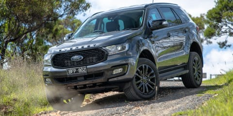 Ford Everest Review Specification Price Caradvice