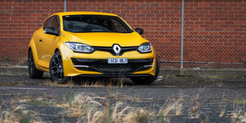 2014 Renault Megane RS265 Trophy+ review