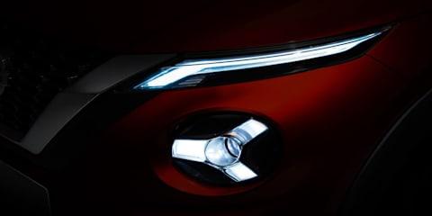 2020 Nissan Juke teased