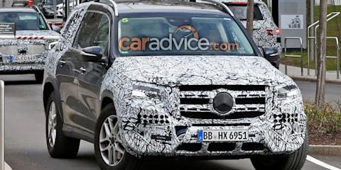 2020 Mercedes-Benz GLS spied