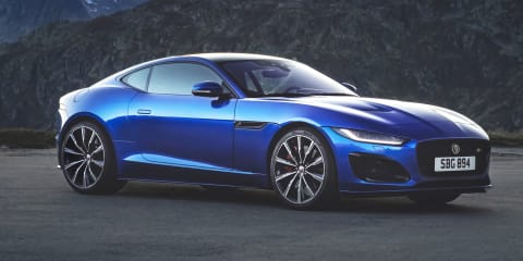 2021 Jaguar F-Type price and specs: New-look cat revealed