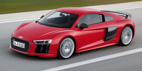 2016 Audi R8 V10 Plus Review : International Launch
