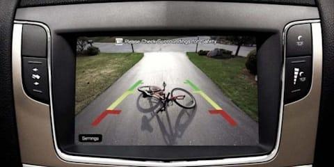 Australian engineers develop reverse auto-braking system to prevent driveway deaths
