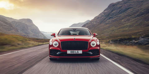 2021 Bentley Flying Spur V8 review