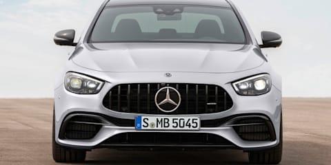 2021 Mercedes-AMG E63 S 4Matic+ revealed, Australian line-up confirmed