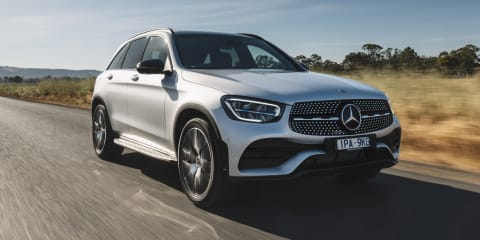 2020 Mercedes-Benz GLC review