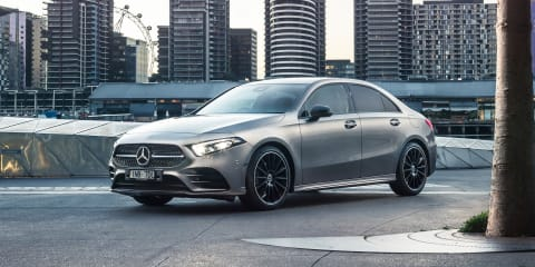 2019-2020 Mercedes-Benz A-Class, B-Class, and CLA recalled