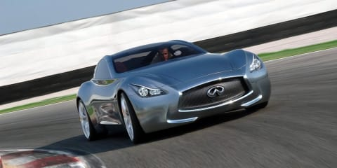 Infiniti could build its own Nissan GT-R: CEO