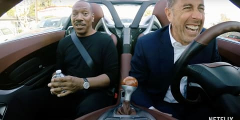 Jerry Seinfeld axes Comedians In Cars Getting Coffee web series
