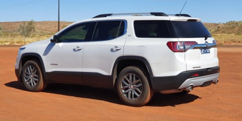 2020 Holden Acadia LTZ (2WD) review