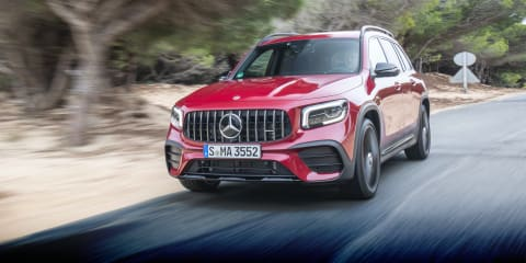2020 Mercedes-AMG GLB35 review