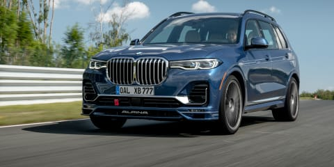 2020 Alpina XB7 review