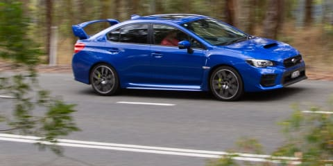 2020 Subaru WRX STI spec.R review