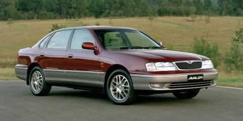 2003 Toyota Avalon Conquest Review