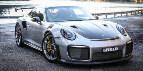 Porsche 911 GT2 RS gains Clubsport Package option