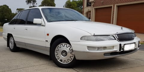 1995 Holden Caprice review